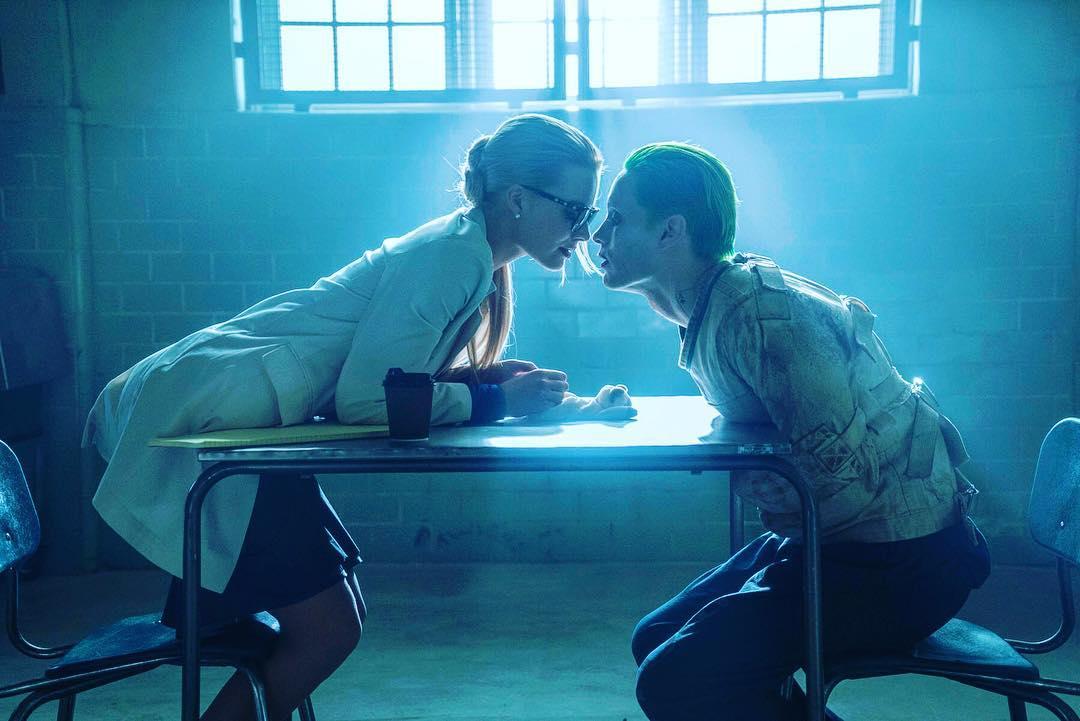 Suicide Squad: Jared Leto e Margot Robbie sempre più vicini