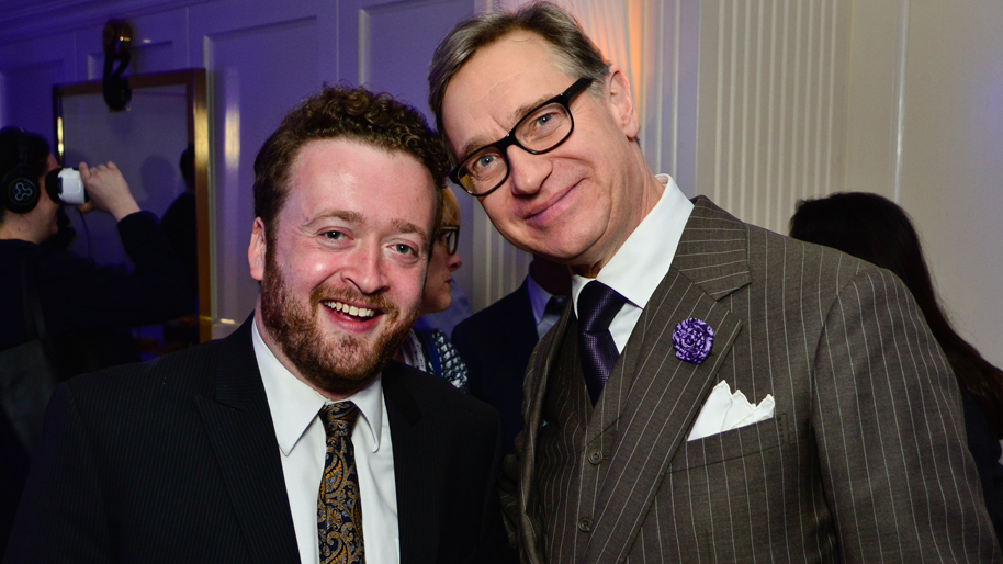 Ghostbusters: Neil Casey col regista Paul Feig
