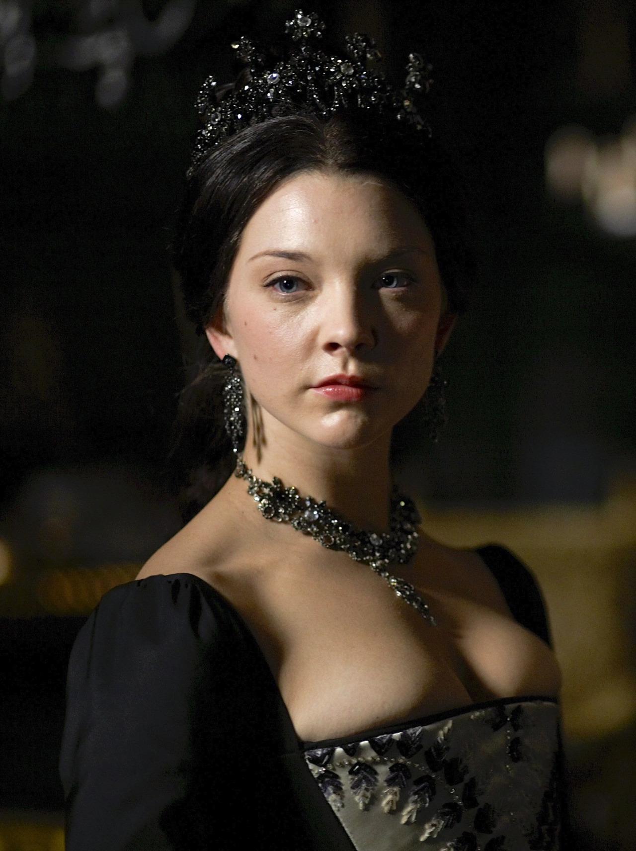 I Tudors: Natalie Dormer interpreta Anna Bolena