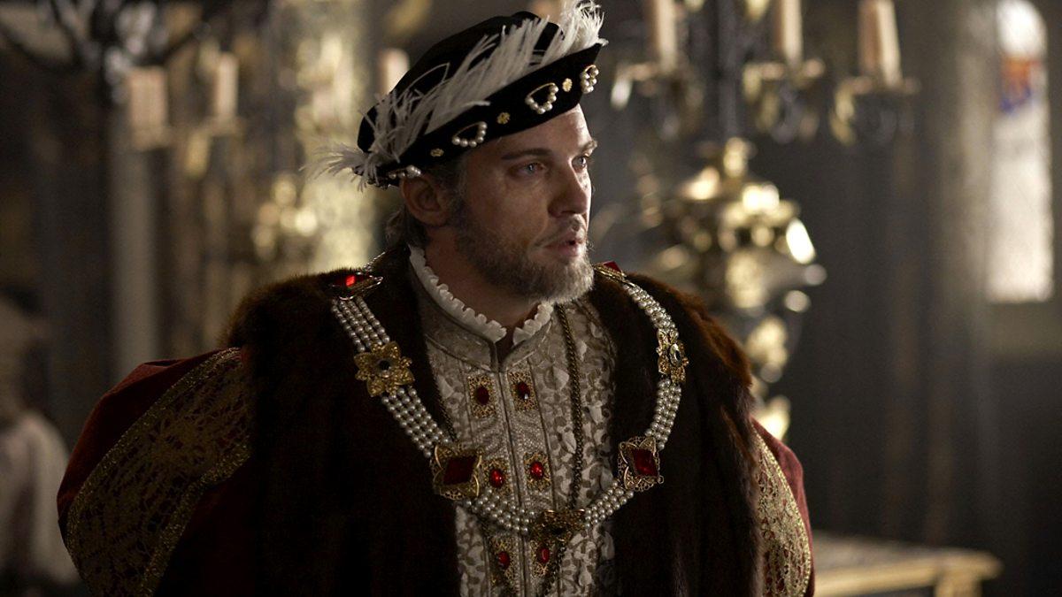 I Tudors: una foto del protagonista Jonathan Rhys Meyers