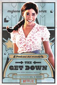 The Get Down: Herizen F. Guardiola in un poster