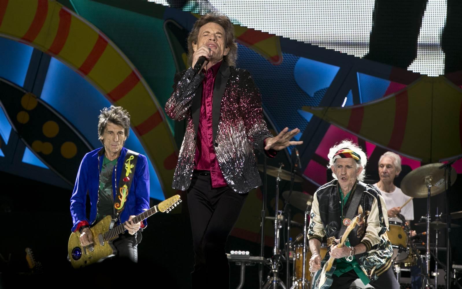 The Rolling Stones in Cuba - Havana Moon: la celebre band britannica sul palco