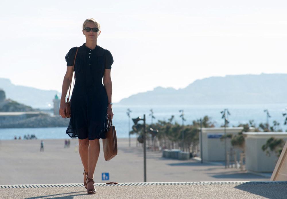 Un amore all'altezza: Virginie Efira in una scena del film