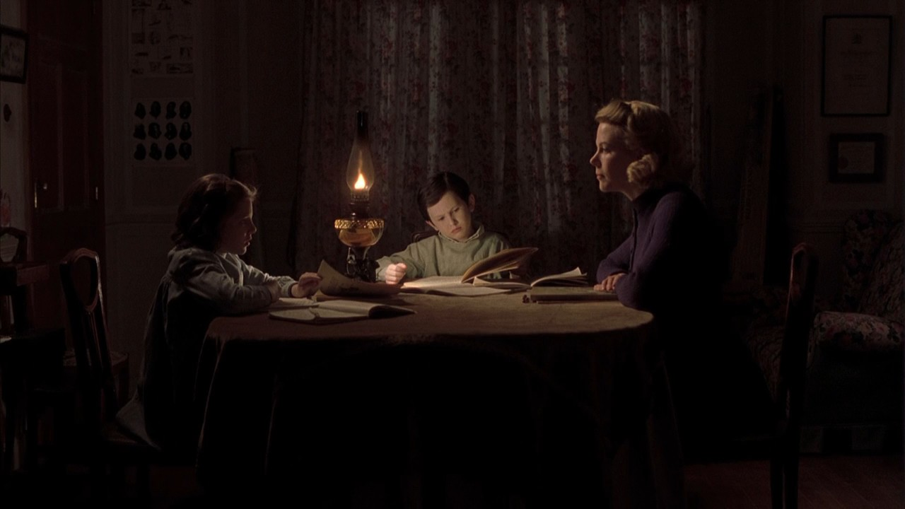 The Others - una scena del film