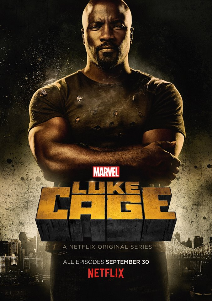 Luke Cage: una locandina della prima stagione