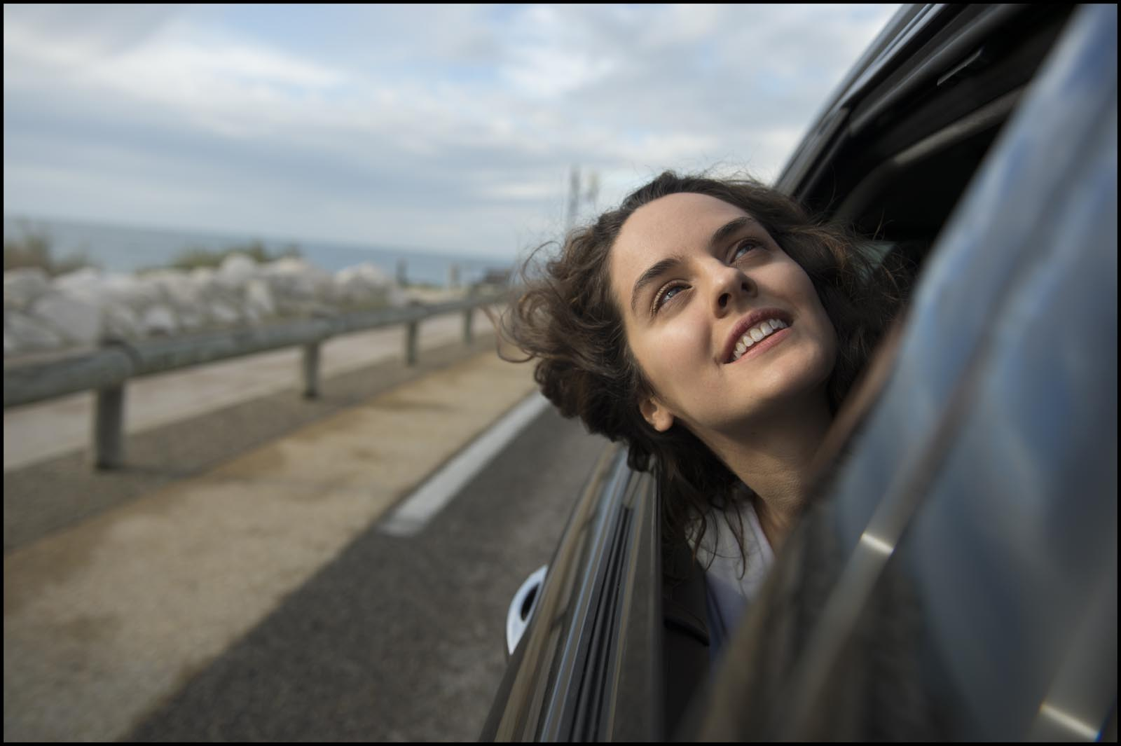 Heaven Will Wait: Noemie Merlant in una scena del film