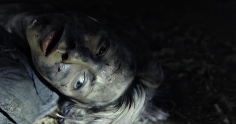 Blair Witch: un primo piano tratto dal film
