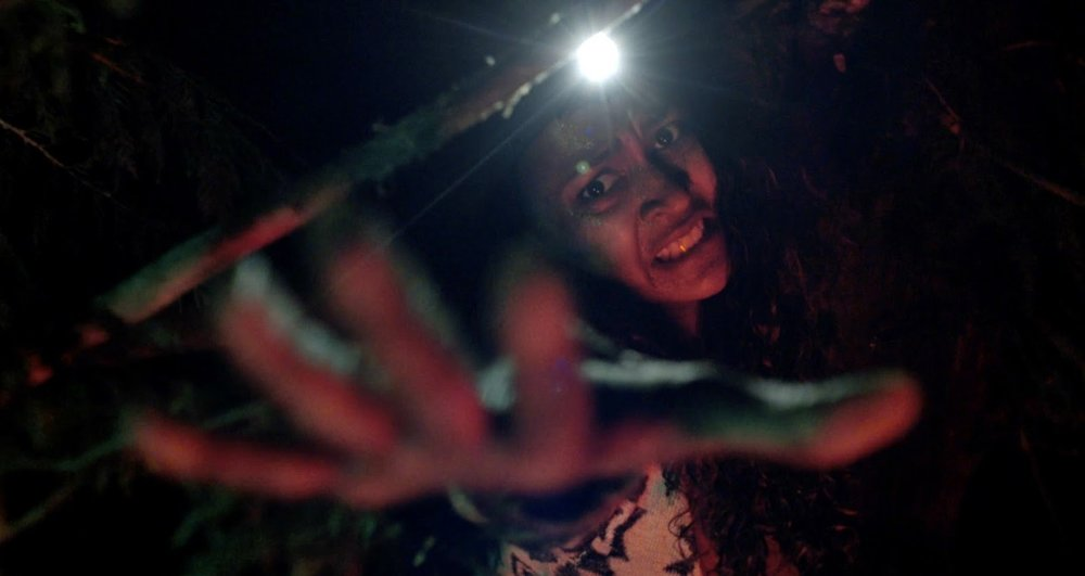 Blair Witch: un'inquietante scena del film