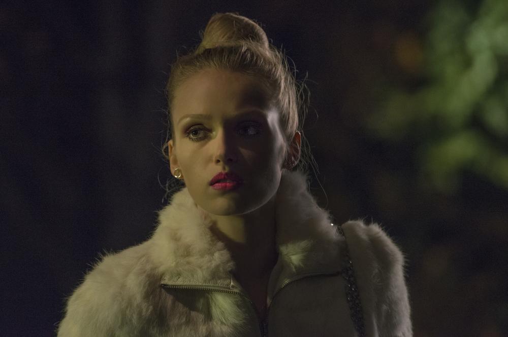 La vita possibile: Caterina Shulha in una scena del film