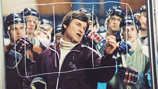 Kurt Russell in Miracle