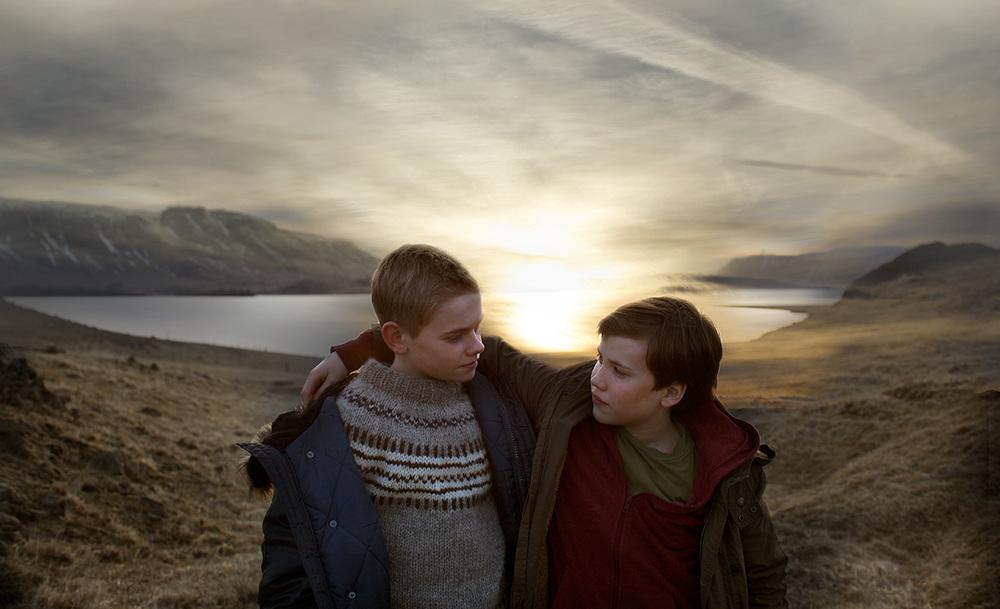Heartstone: un momento del film