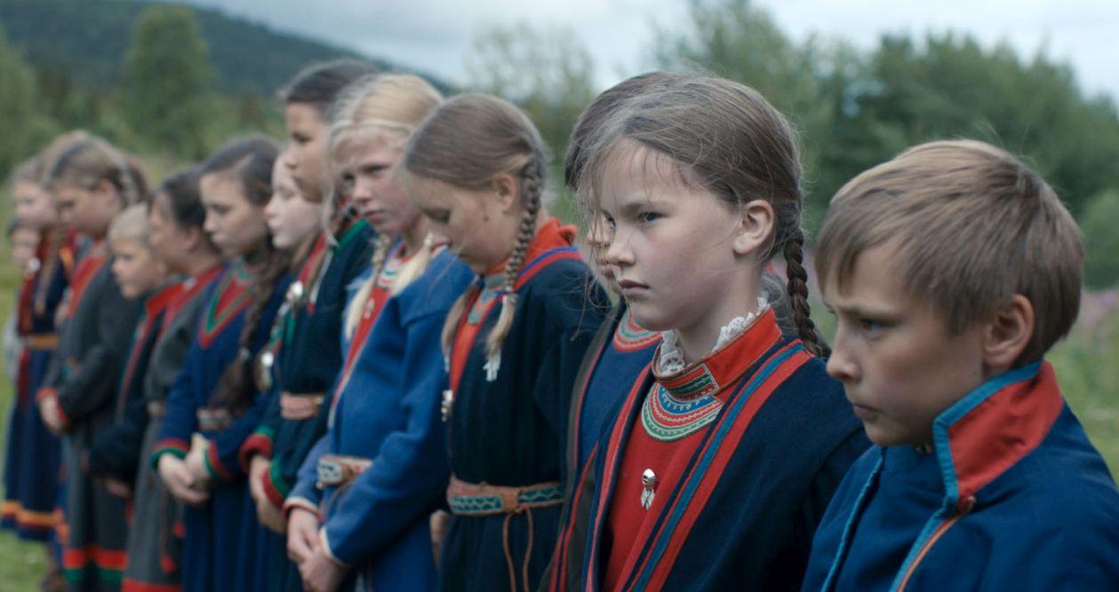 Sámi Blood: una scena del film