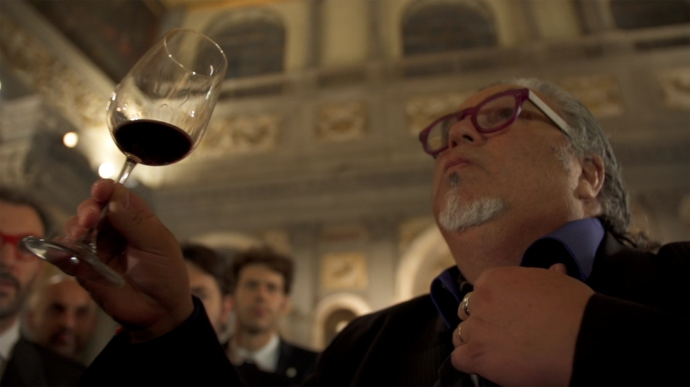 The Duel of Wine: Charlie Arturaola in un'immagine del film