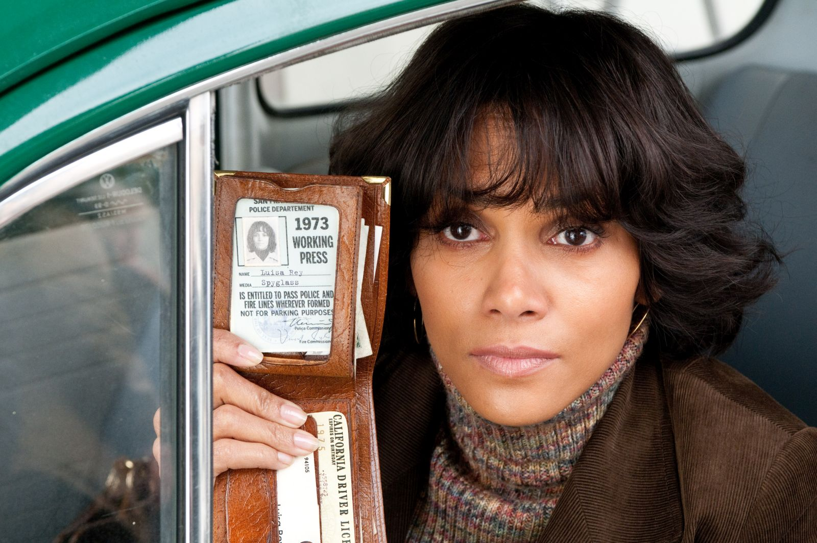 Cloud Atlas: Halle Berry in un momento del film di fantascienza