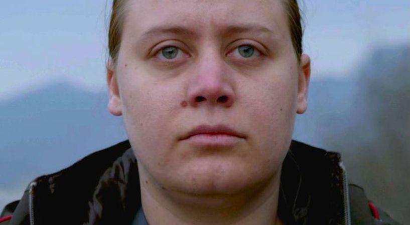 Godless: Irena Ivanova una scena del film
