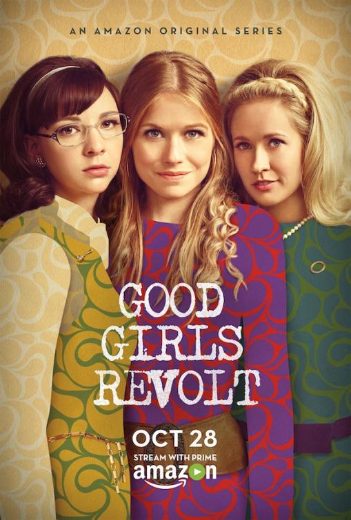 Good Girls Revolt: una manifesto per la serie
