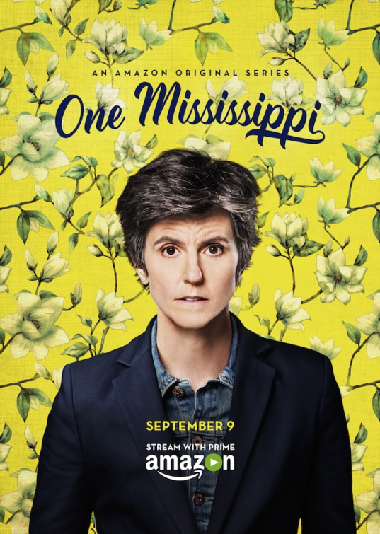 One Mississippi: il poster della serie