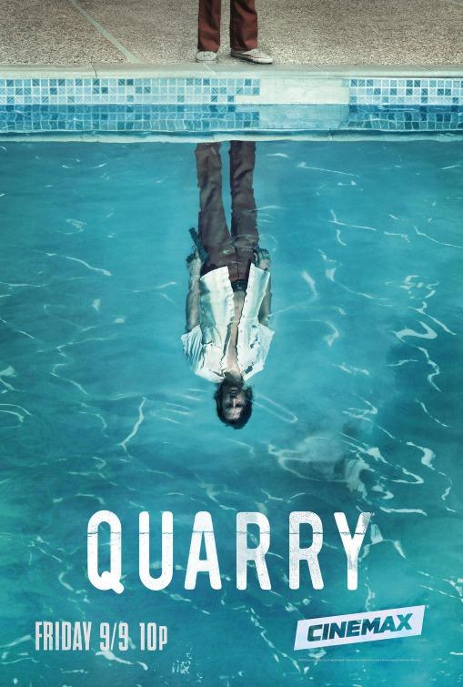 Quarry: il manifesto della serie