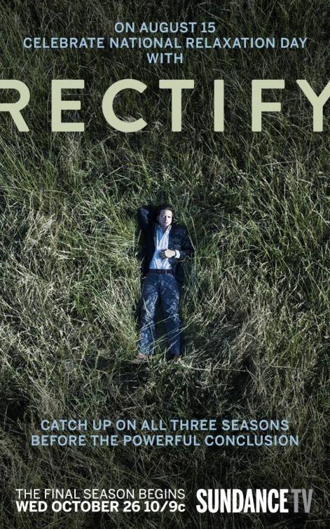 Rectify: il poster della quarta stagione