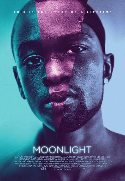 Locandina di Moonlight