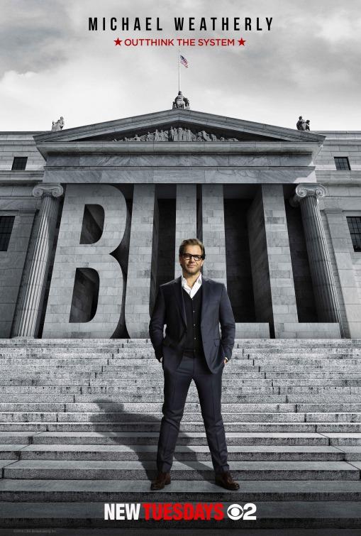 Bull: una locandina della prima stagione