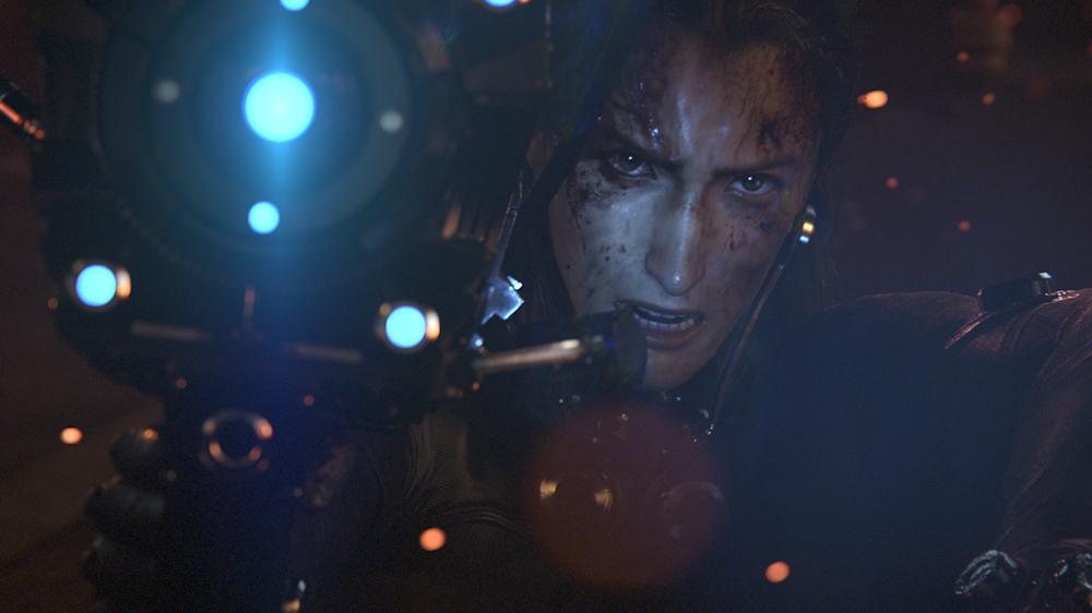 Gantz:O - un'immagine del film