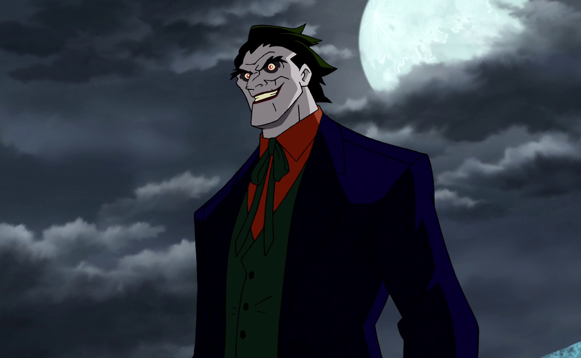 Batman: Under the Red Hood - una scena ddel film animato