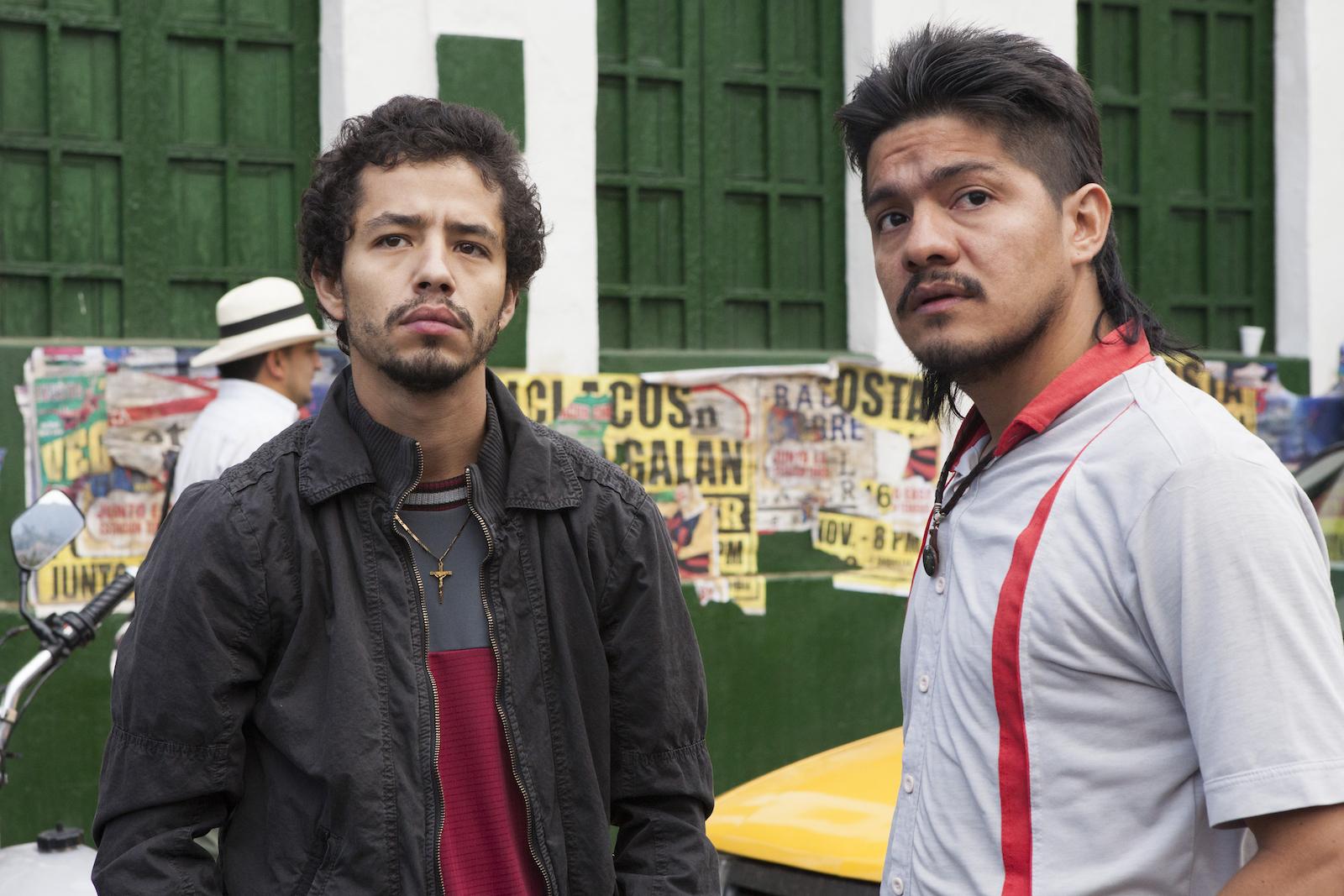 Narcos: Diego Cataño in una foto della stagione 2