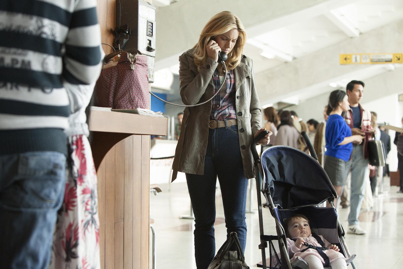 Narcos: l'attrice Joanna Christie in una foto della stagione 2
