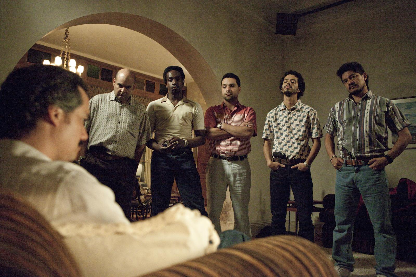 Narcos: un'immagine del sesto episodio della stagione 2