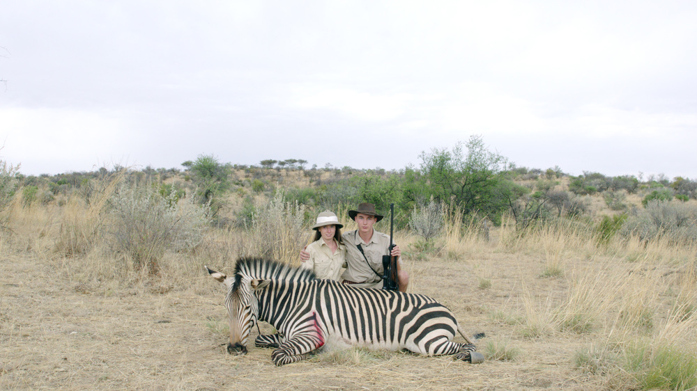 Safari: un'immagine tratta dal documentario