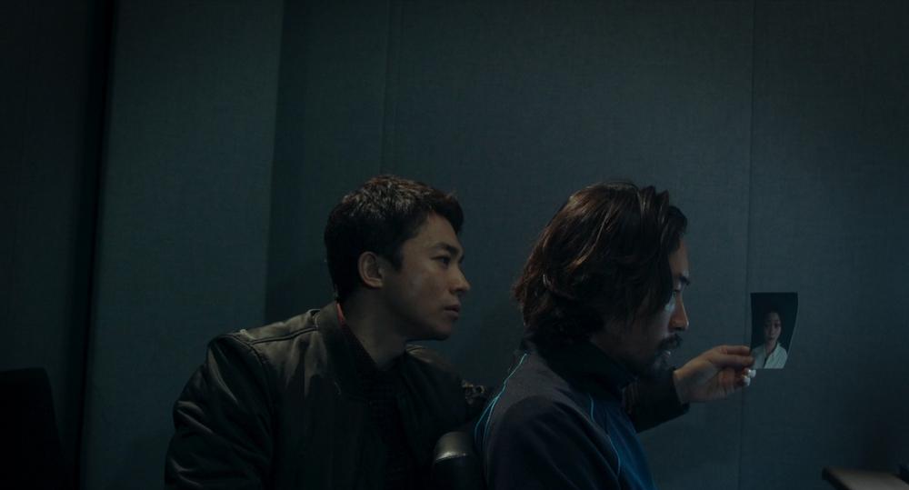 The Net: un'immagine tratta dal film