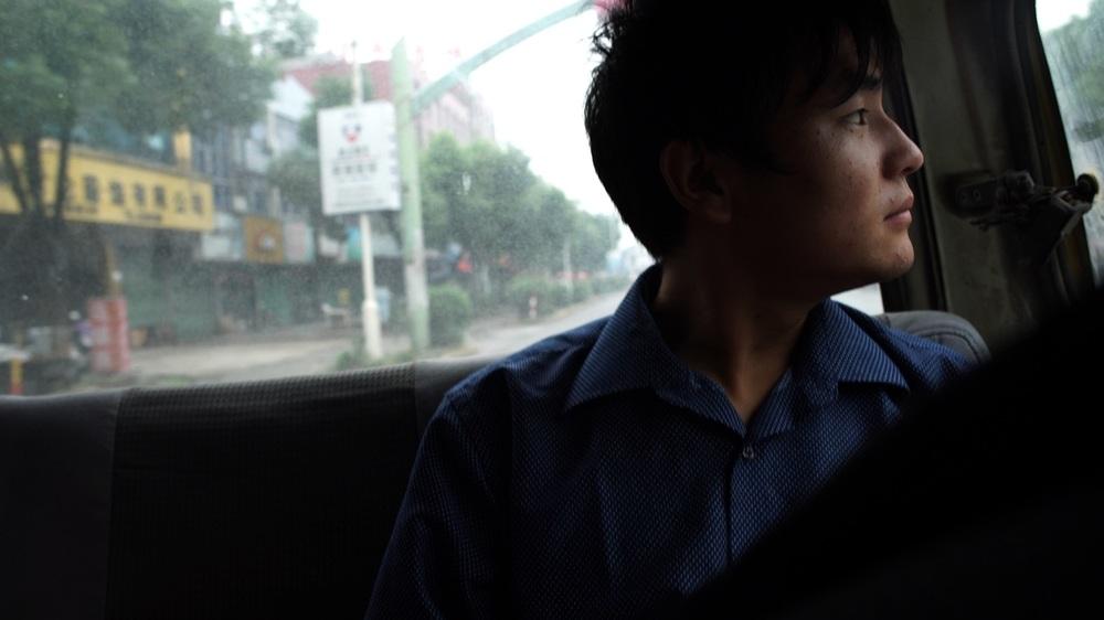 Bitter Money: un'immagine del film