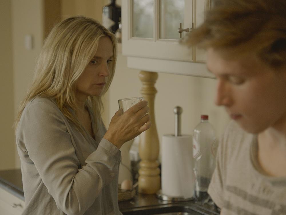 Home: una scena del film belga