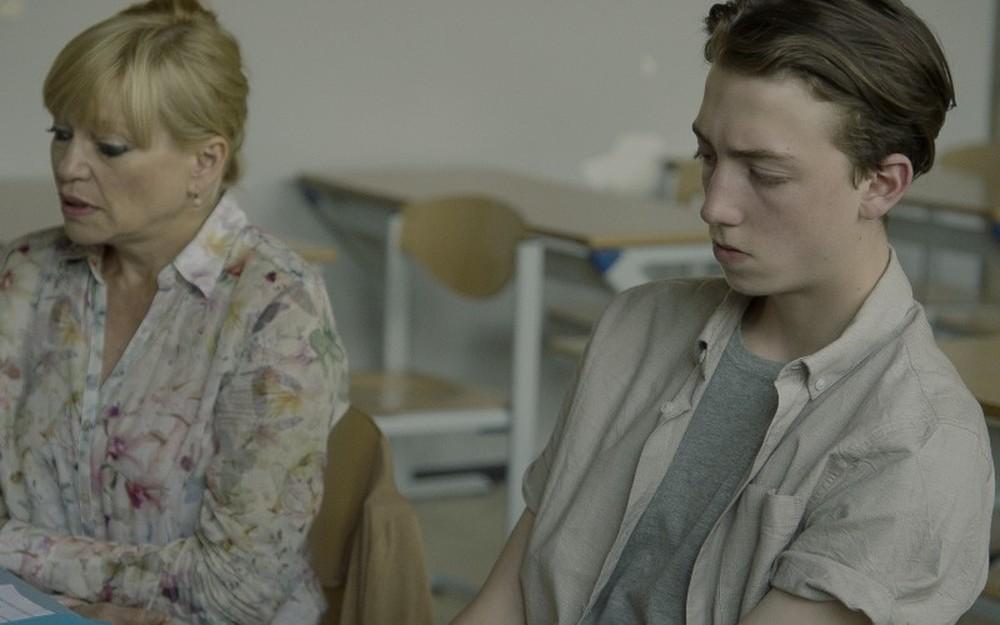 Home: un momento del film