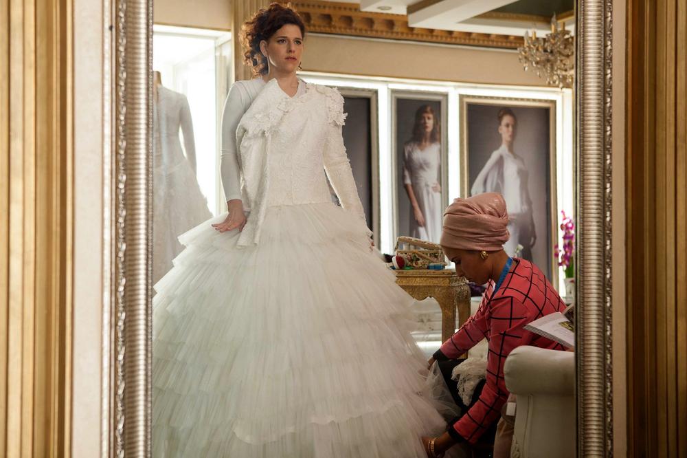 Un appuntamento per la sposa: Noa Koller nella prima immagine del film