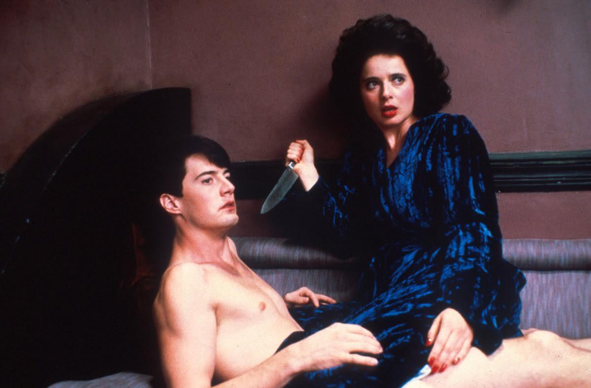 Velluto blu: in scena Isabella Rossellini e Kyle MacLachlan