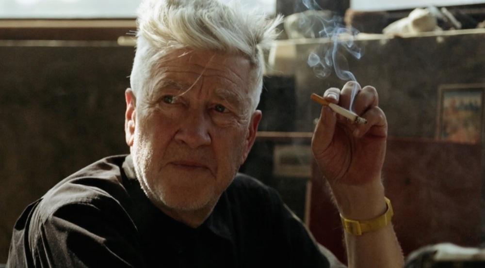 David Lynch: The Art Life, un primo piano di Lynch tratto dal documentario
