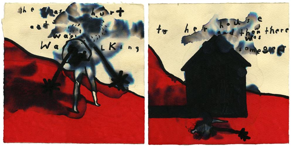 David Lynch: The Art Life, un'immagine tratta dal documentario