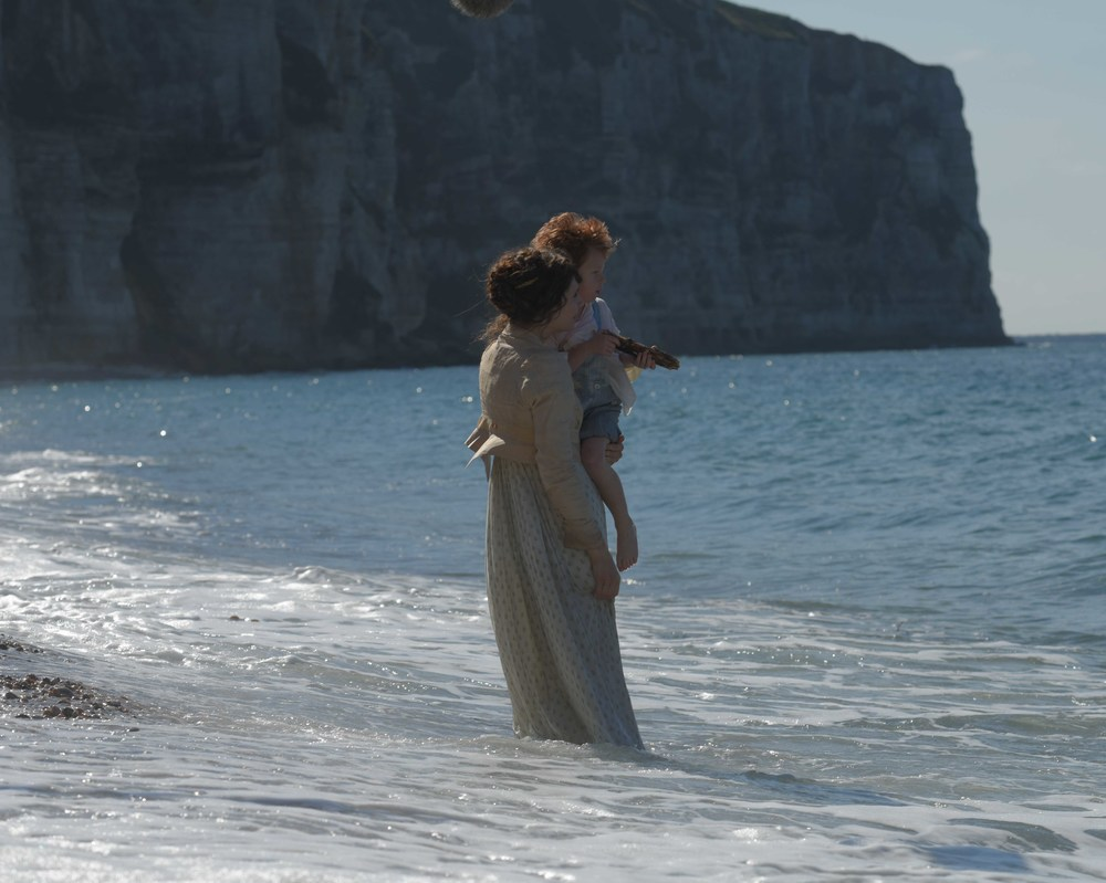 A Woman's Life: Judith Chemla in una scena del film