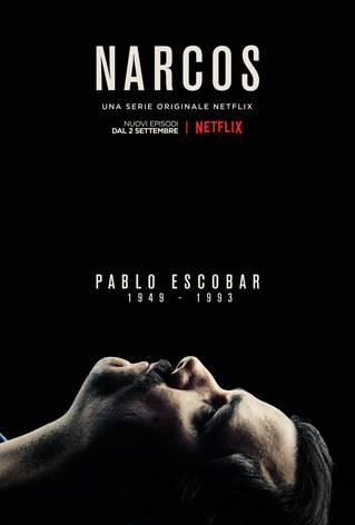 Narcos: la locandina della seconda stagione