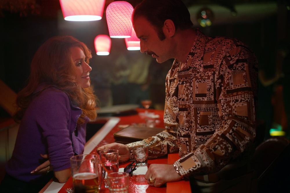 The Bleeder: Liev Schreiber e Naomi Watts in una scena del film