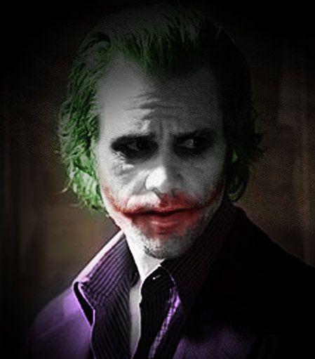 Jim Carrey nei panni del Joker che non è mai stato