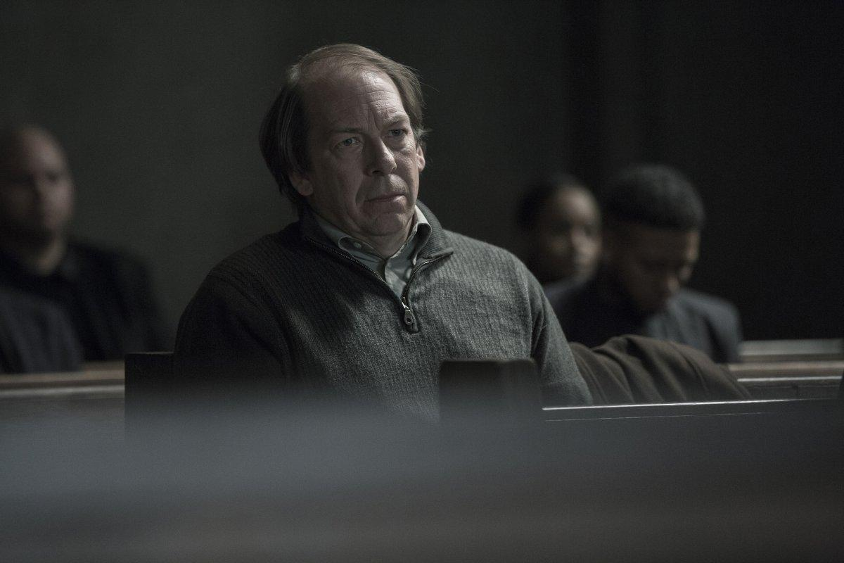 The Night Of: Bill Camp nell'episodio The Call of the Wild