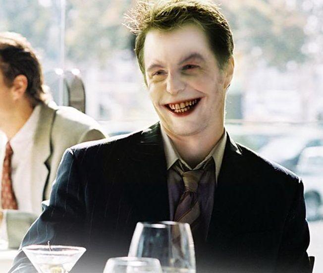 Sam Rockwell nei panni del Joker che non è mai stato