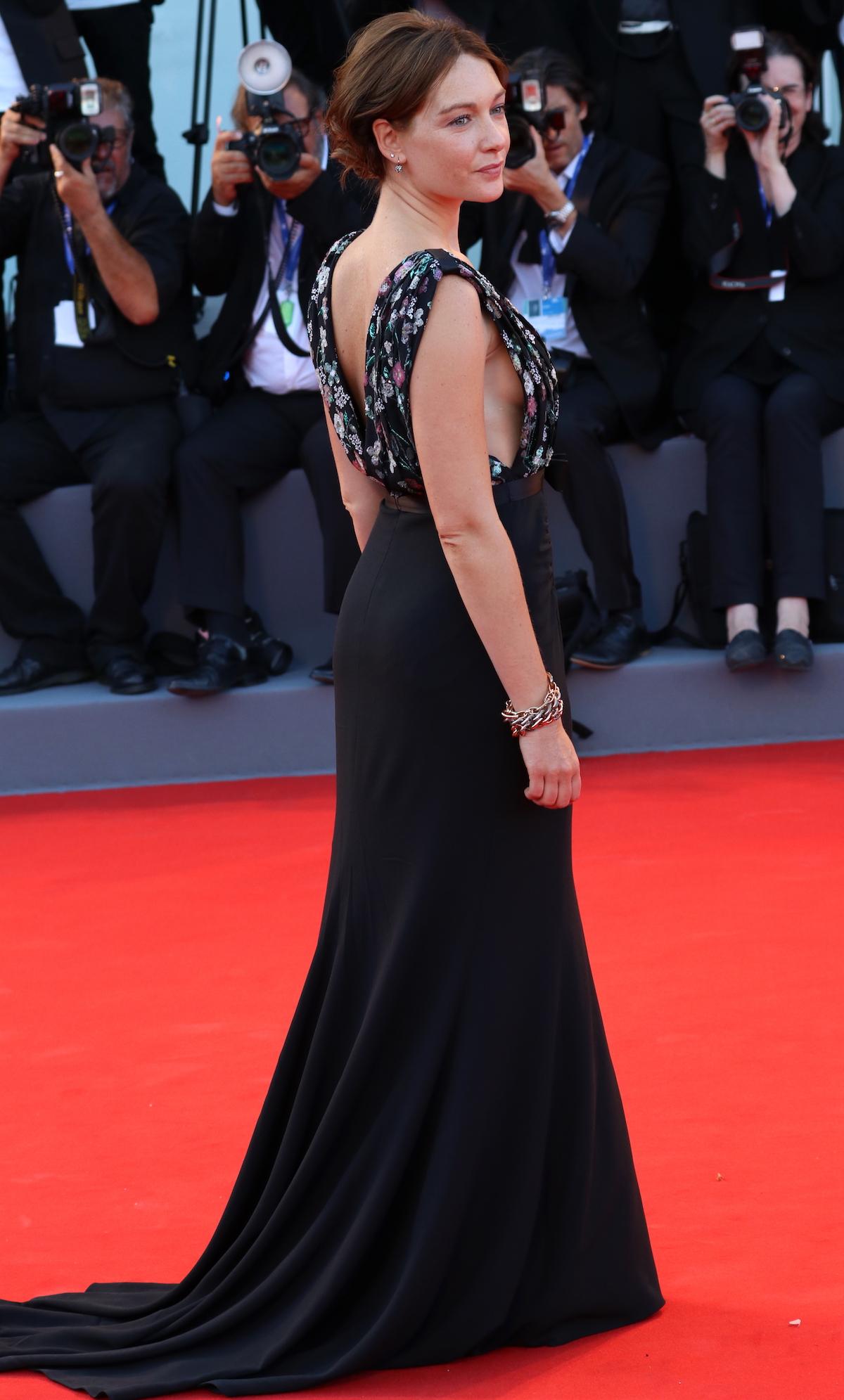 Venezia 2016: Cristiana Capotondi sul red carpet