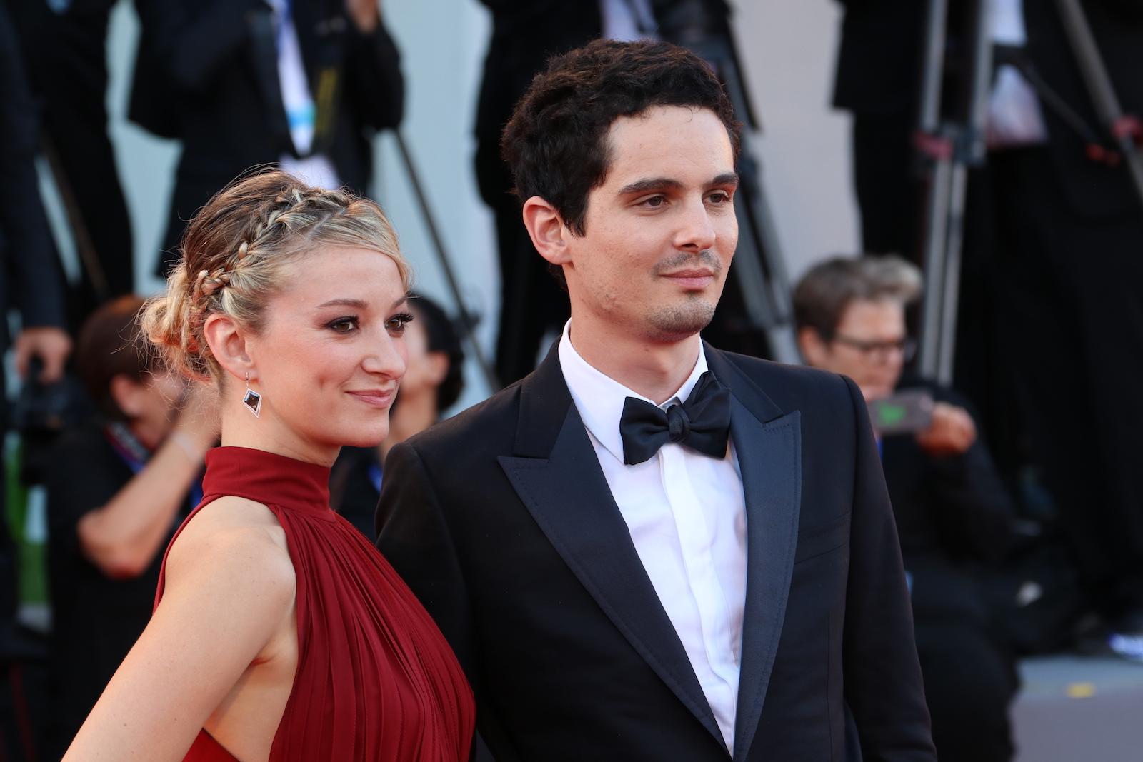 Venezia 2016: il regista Damien Chazelle sul red carpet