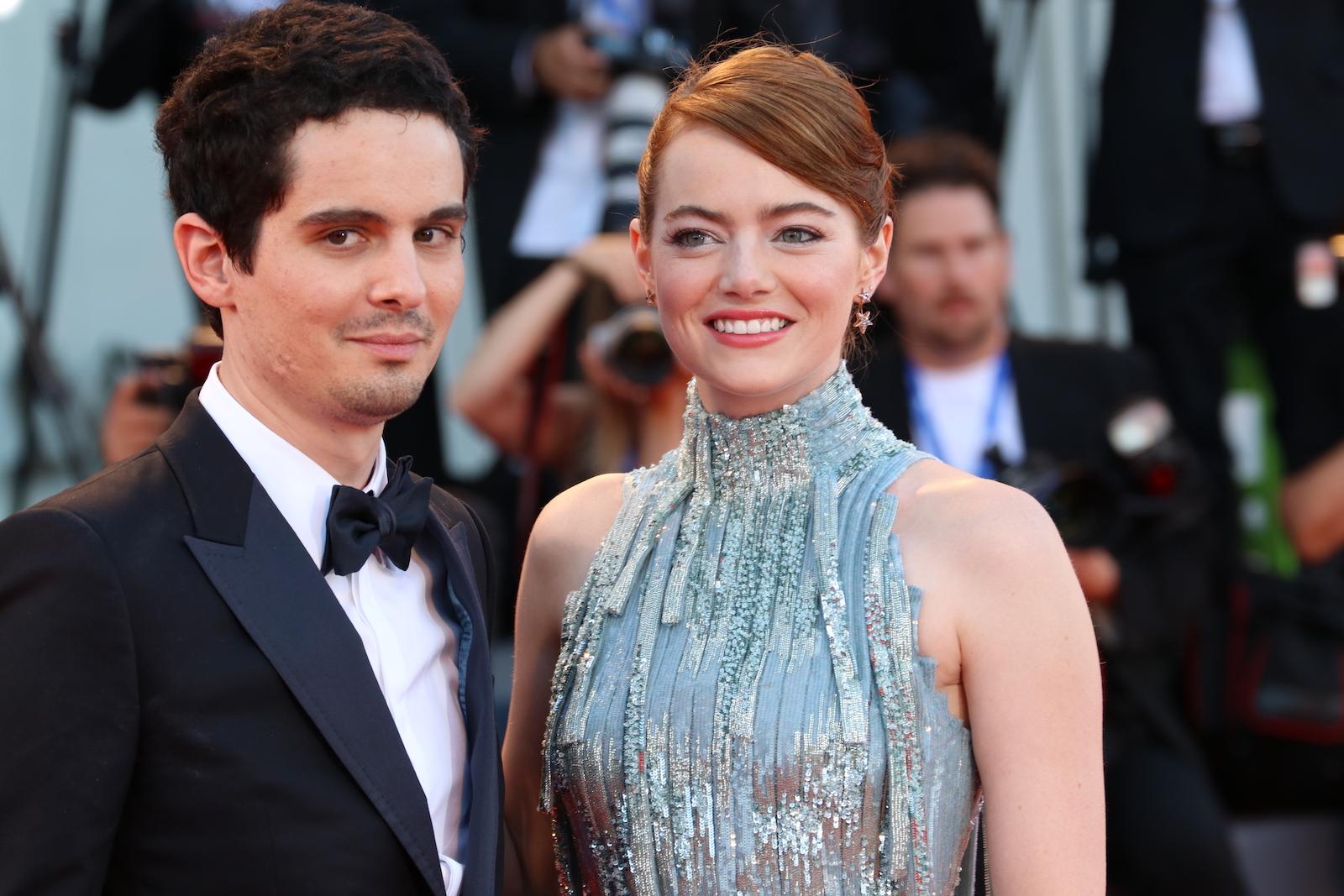 Venezia 2016: Damien Chazelle ed Emma Stone sul red carpet
