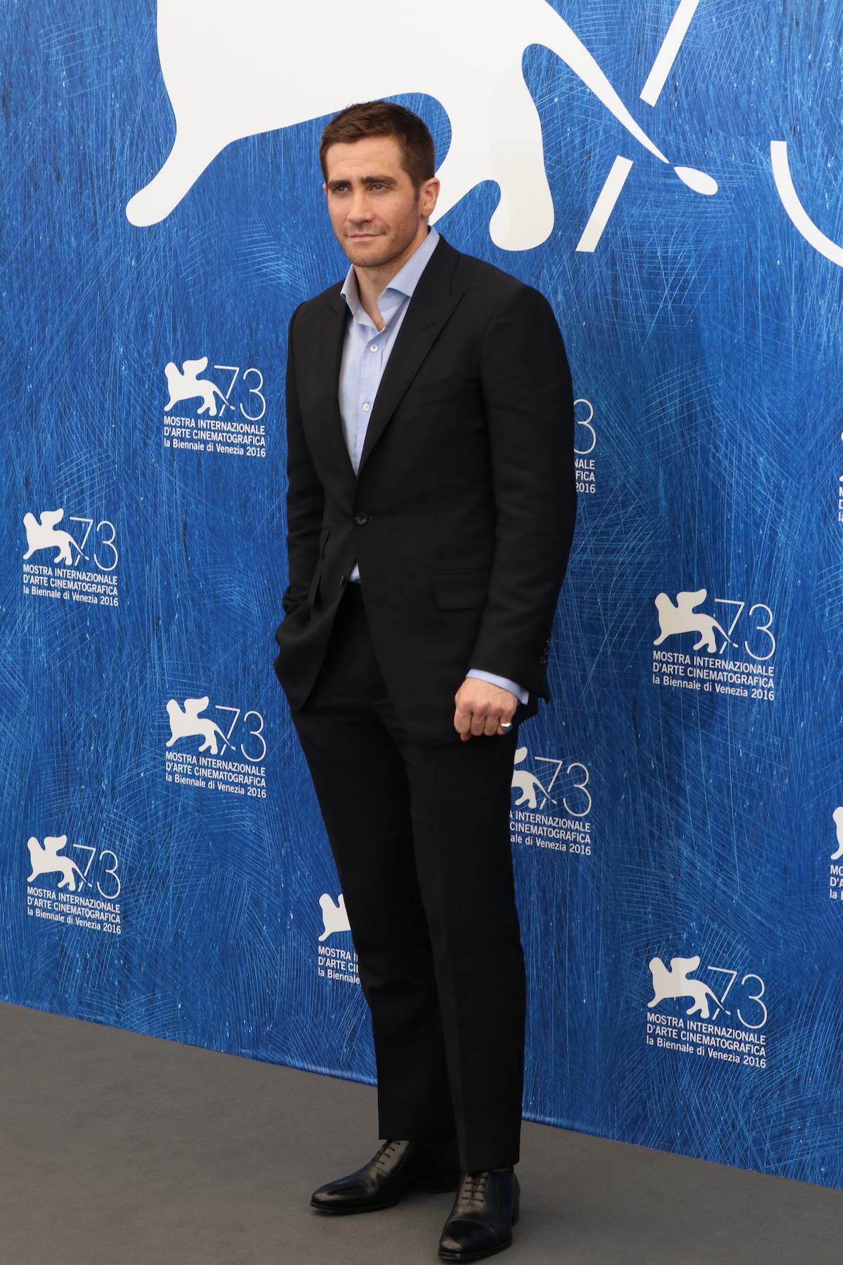 Venezia 2016: Jake Gyllenhaal al photocall di Nocturnal Animals