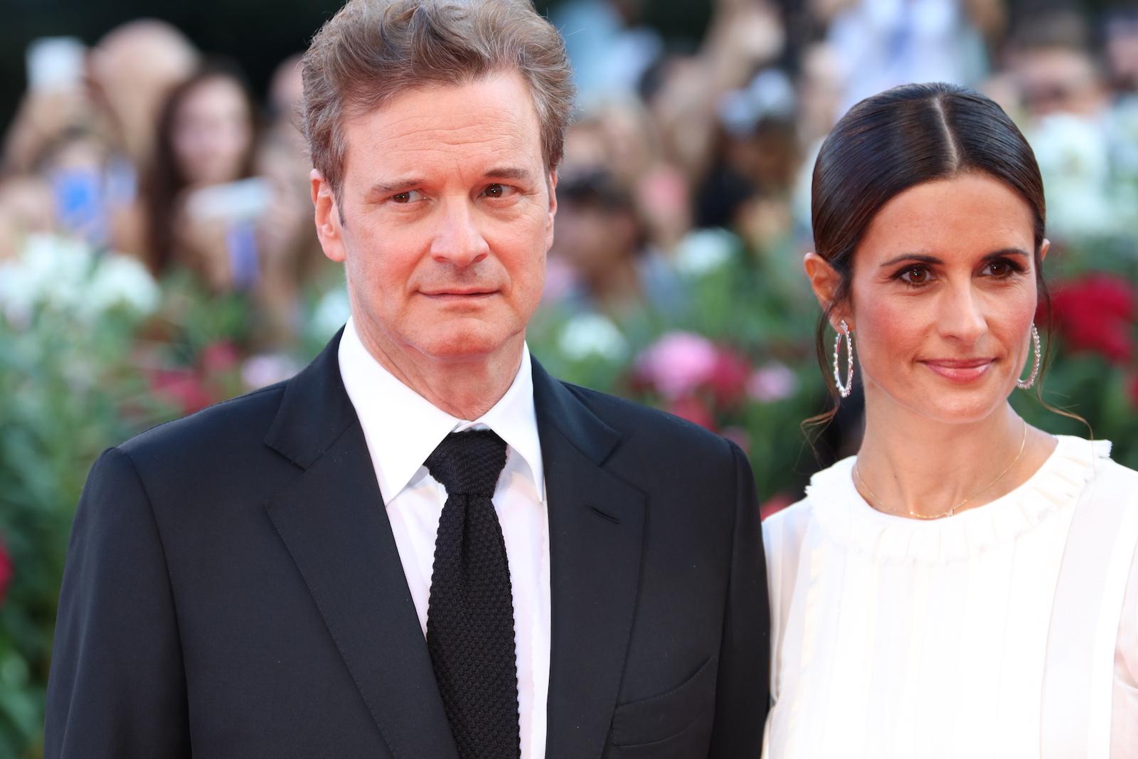Venezia 2016: un istante del red carpet di Nocturnal Animals con Colin Firth